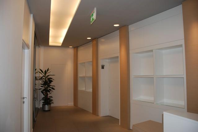 Boiserie Bagno Moderno : Boiserie in legno roma stile moderno e classico su misura